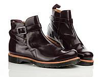 Ботинки бордовые  Dr.Martens 44 рзм.