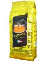 Кофе в зернах Віденська кава Espresso Crema 1000г.