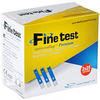 Тест-полоски Finetest (Файнтест) 50 шт