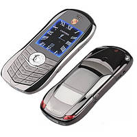 Китайский телефон-машинка  Porsche Cayenne Turbo с 2 сим, Мр3, Fm., фото 1