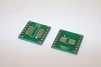 Панелька-переходник TSSOP14 SSOP14 MSOP14 SOP14 на dip14  0,65мм 1,27мм