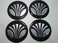 Наклейка на колпаки Daewoo диаметр 90 мм