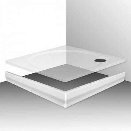 Квадратная панель для душевого поддона Gronix Deniz D1P 90x90, фото 2