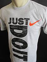 Мужские футболки с надписями прямого фасона