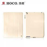 Чехол для iPad 2/3/4 - Hoco Crystal series, золотистый