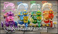 Велосипед трехколесный Puppy (4 цвета)