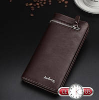 Мужское клат-портмоне Baellerry Italia (Coffee)