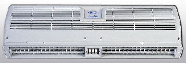 Воздушная тепловая завеса Olefini MINI D 700