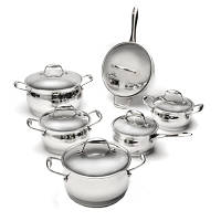 Hабор посуды Zeno, 12 предметов 1112275 BergHOFF