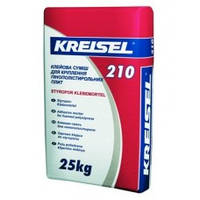 210 Kreisel Клеевая смесь для крепления ППС плит, 25 кг