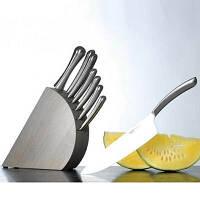 """Набор ножей """"Concavo"""" 8 предметов в деревянной колоде 1308036 BergHOFF"""