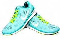 Женские кроссовки Nike Free TR Fit 5, текстиль, бирюза, Р. 36 37,5 39 40