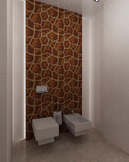 Мозаичные декоры