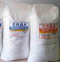 Сода кальцинированная, 50кг (Украина)