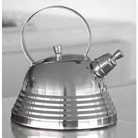 Чайник со свистком 2,6 л 2800331 COOK&CO