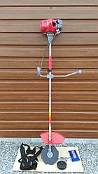 Мотокоса Carver RBC521L (3,5 л.с., красная)