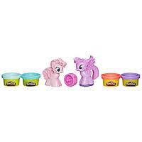 Play Doh Игровой набор Пони Знаки Отличия