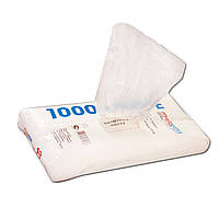 Пакеты пищевые тысячники 34х24 см в упаковке 1000 шт.