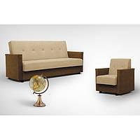 Гарнитур мягкий диван + 2 кресла Мега