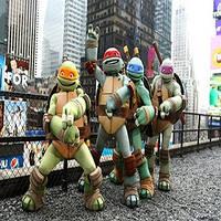 Черепашки-ниндзя стали туристическим символом Нью-Йорка