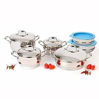 Hабор посуды Zeno 12 предметов 1111002 BergHOFF