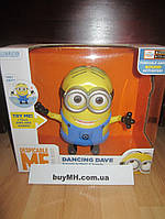 Танцующий миньон Дейв Despicable Me 2 Dancing Dave