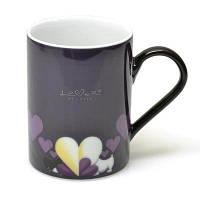 Кофейная кружка Lover by Lover фиолетовая, 0,3 л, (2 шт.) BergHOFF