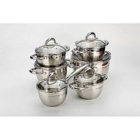 Набор кухонной посуды Mayer&Boch 12 пр 20839 Mayer&Boch