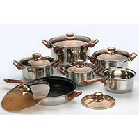 Набор кухонной посуды Mayer&Boch 12 пр 6072 Mayer&Boch