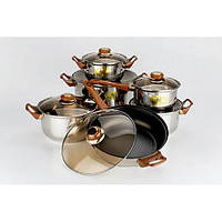 Набор кухонной посуды Mayer&Boch 12 пр 6079 Mayer&Boch