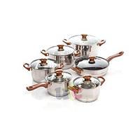 Набор кухонной посуды ДЖАМБО Mayer&Boch 12 пр 22184 Mayer&Boch