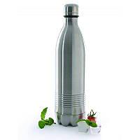 Бутылка металлическая с двойными стенками 1л 1106996 BergHOFF