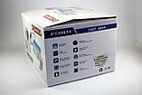 Безпроводная (WI-FI) проводная IP камера с возможностью удаленного управления, ночное видение, фото 8