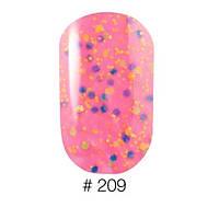 Гель-лак Naomi 6 мл Candy Bar 209