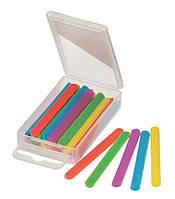 Счетные палочки Zibi цветные 30шт ZB.4910