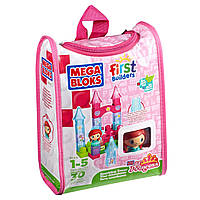 Набор фигурок Mega Bloks Серия First Builders Маленькая принцесса: Сверкающая башня (80431)