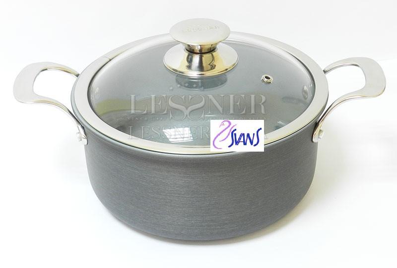 Кастрюля Ceramik Line Lessner 88526-22