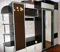 Шкаф-кровать в комплекте с мебелью для гостинной, фото 1