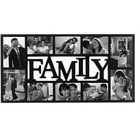 Фоторамка FAMILY 10 фотографий