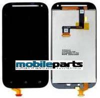 Оригинальный дисплей (модуль) + сенсор (тачскрин) для HTC One SV | T528t | C520e (черный)