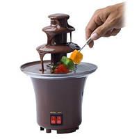 Шоколадный Мини Фонтан  (Сhocolate Fountain)