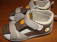Детские сандалии. Босоножки для мальчика. , фото 1