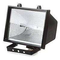 Прожектор галогенный HL-03 1000W black