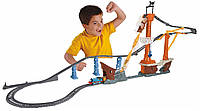 """Игровой набор """"Разбитый корабль"""" Трек Томас Fisher-Price Thomas & Friends TrackMaster Shipwreck Rails Set"""