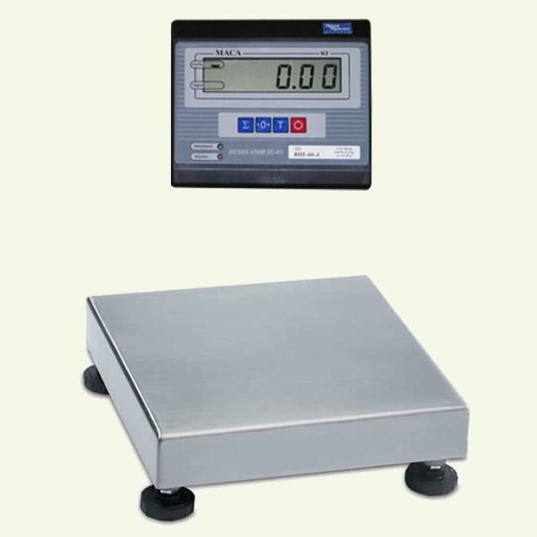 Весы товарные ВН-300-1 (500х600)