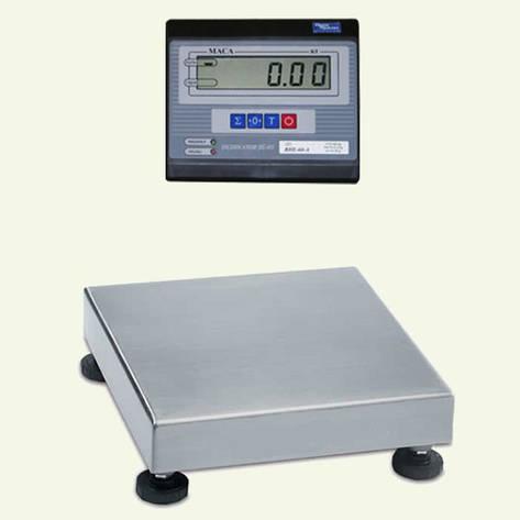 Весы товарные ВН-300-1 (500х600), фото 2