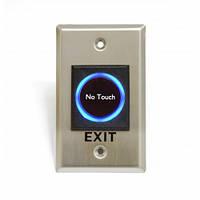 Врезная кнопка выхода ATIS ABK-806A No Touch для системы контроля доступа