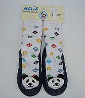 Чешки- носки для мальчика 26-27 р