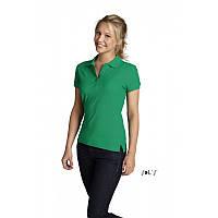 Рубашка поло SOL'S PASSION-211338 - 22 цвета