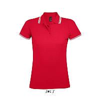 Женская рубашка поло SOL'S PASADENA WOMEN-00578
